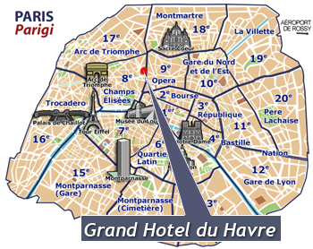 Hotels Paris,